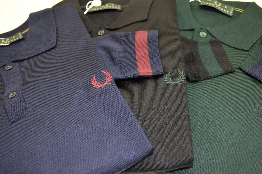 Polo Fred Perry Manica Lunga Uomo